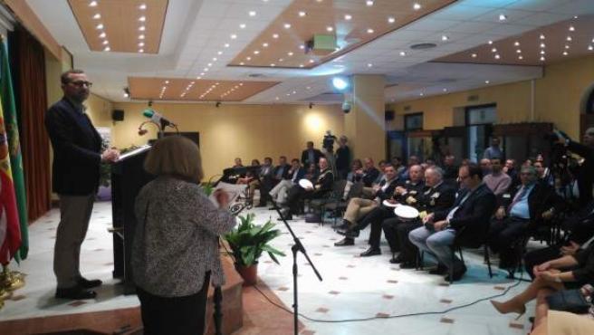 Presentación del Centro Multicultural Base de Rota