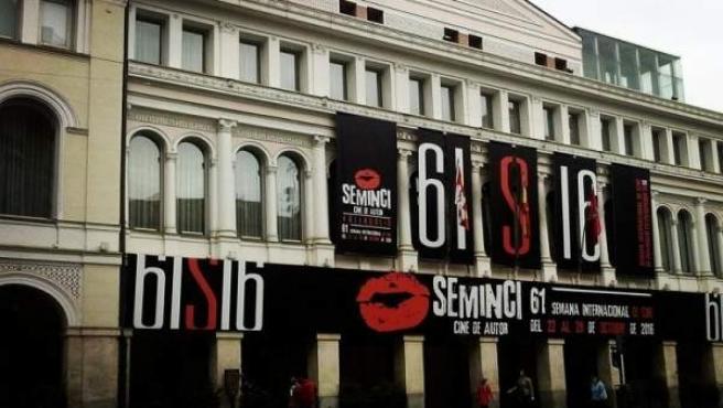 La 61ª Semana Internacional de Cine de Valladolid (Seminci)