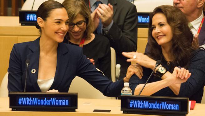 Las Naciones Unidas nombran Embajadora Honoraria a Wonder Woman (y no se libran de la polémica)