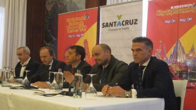 Presentación de la convención