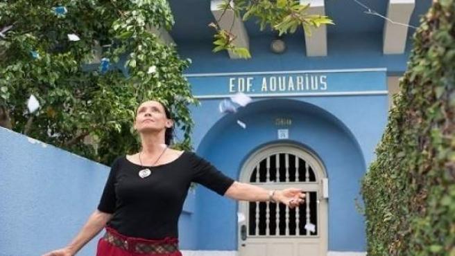 Fotograma de 'Aquarius'