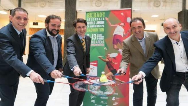 Bilbao será sede del Campeonato Mundial Junir de Bádminton