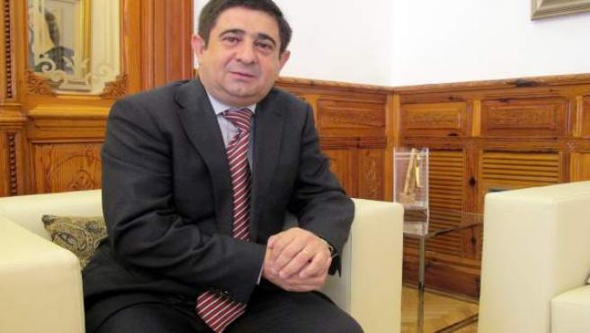El presidente de la Diputación de Jaén, Francisco Reyes.