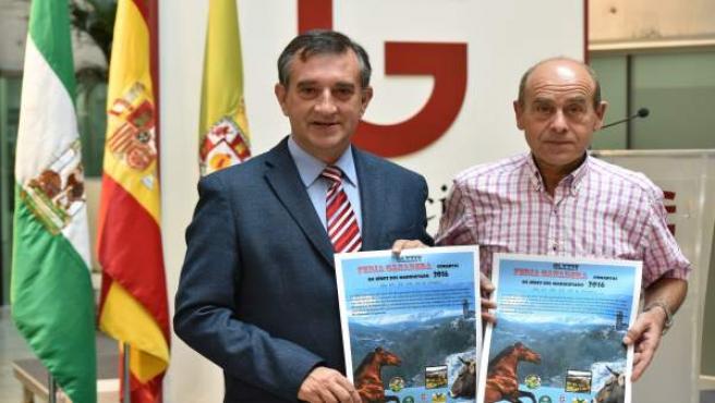 Presentación de la Feria Ganadera de Jérez