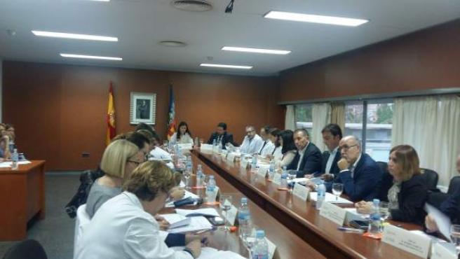 Consejo de Gobierno del Consorci Hospital de Castelló