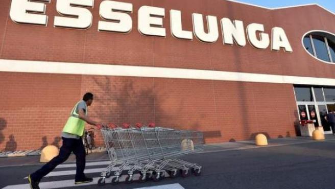 Supermercados Esselunga.