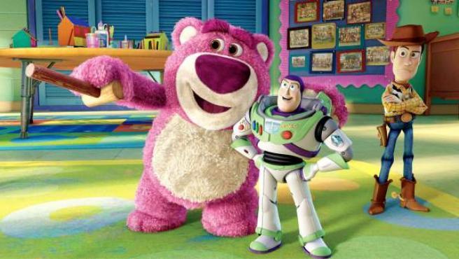 Escena de 'Toy Story 3', el punto y final a una trilogía perfecta.
