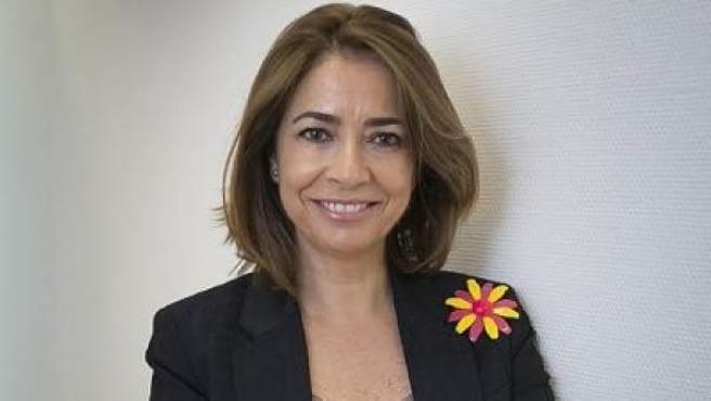 La diputada del PP en la Asamblea ed Madrid, Elena González-Moñux.