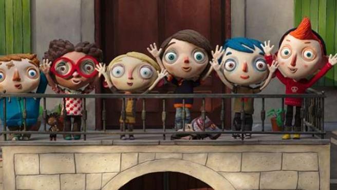 La vida de Calabacín, la película de animación más premiada en 2016