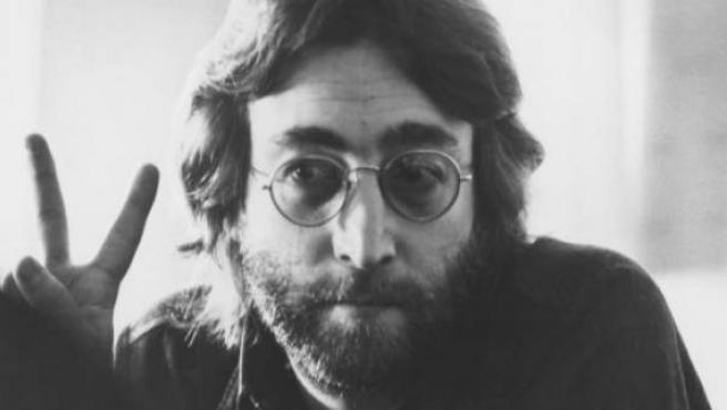 Imagen de John Lennon.