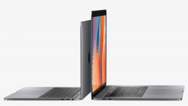 El nuevo Apple MacBook Pro estrena Touch Bar, Force Touch y Touch ID.