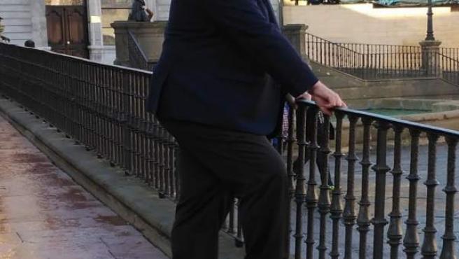 Javier Argüelles.