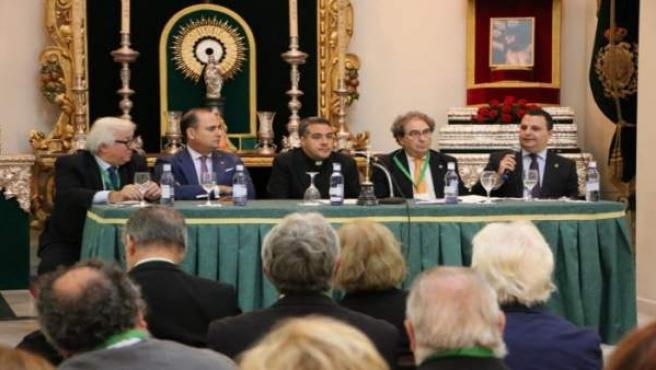 Primer Congreso de Misericordia y Caridad en Alcála del Río