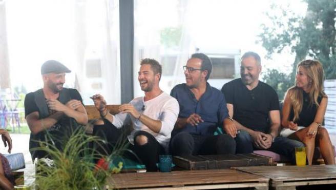 Imagen del documental 'OT. El reencuentro'.