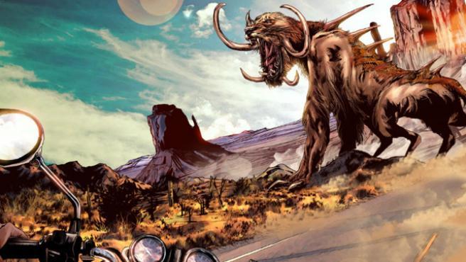 El cómic 'Enormous' se convertirá en película