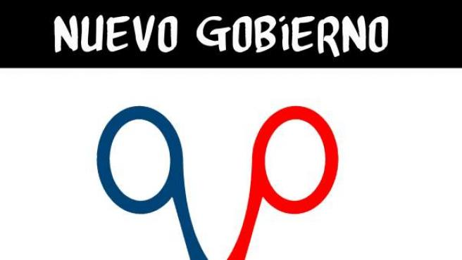El nuevo gobierno de Rajoyc