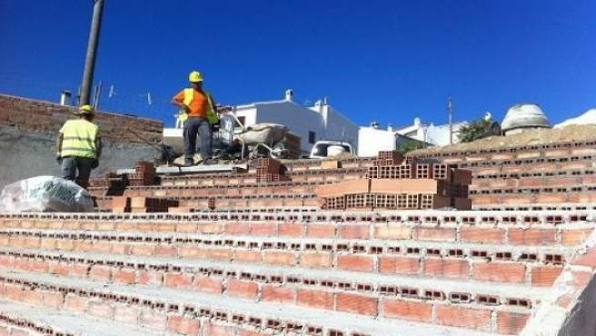 Obras en municipios