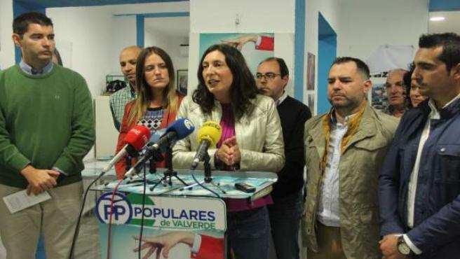 Dolores López presenta la campaña #PorUnaSanidad10