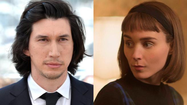 Trío explosivo: Adam Driver y Rooney Mara se unen al proyecto en inglés de Leos Carax