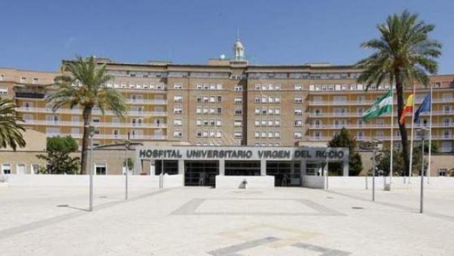 Hospital Virgen del Rocío, en Sevilla.