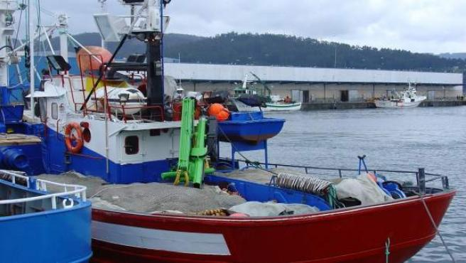 Barco de pesca de cerco