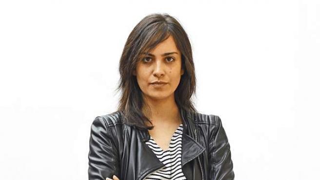 María Ramos, politóloga.