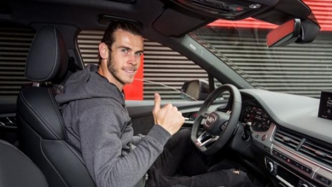 Gareth Bale eligió un Audi Q7 Sport valorado en 72.720 euros.