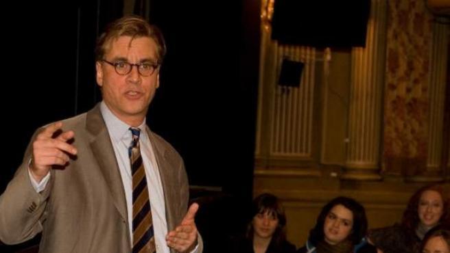 Aaron Sorkin, creador de la serie 'El ala oeste de la Casa Blanca'.
