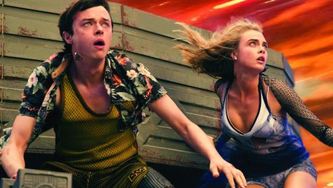 Tráiler de 'Valerian': Luc Besson vuelve a la ciencia-ficción