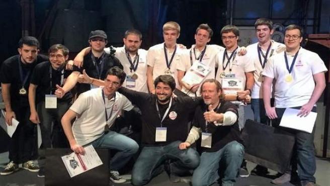 Equipo español del European Cyber Security Challenge 2016