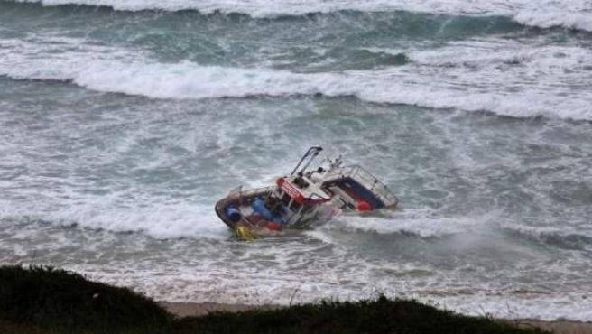 Accidente Marítimo