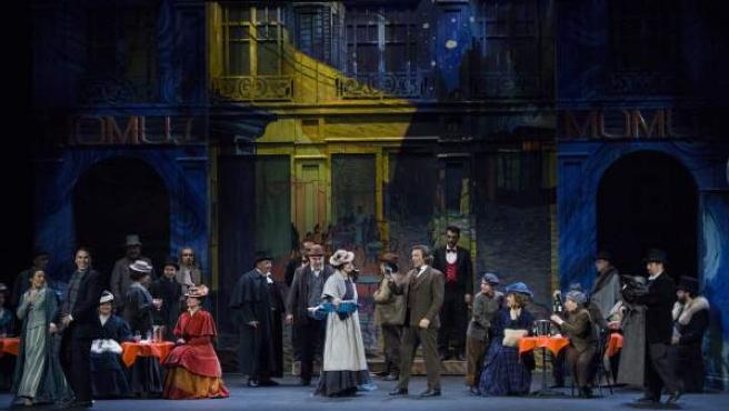 'La Bohème' De Puccini