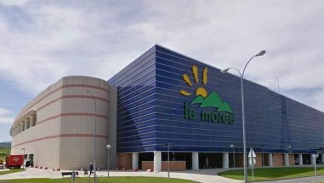 El centro comercial de Navarra donde se producirá el simulacro de atentado yihadista.