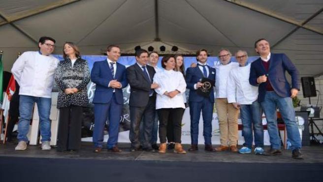 Fiesta del Primer Aceite de Jaén, en Andújar