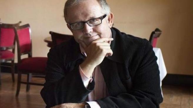 El escritor y periodista Juan José Téllez
