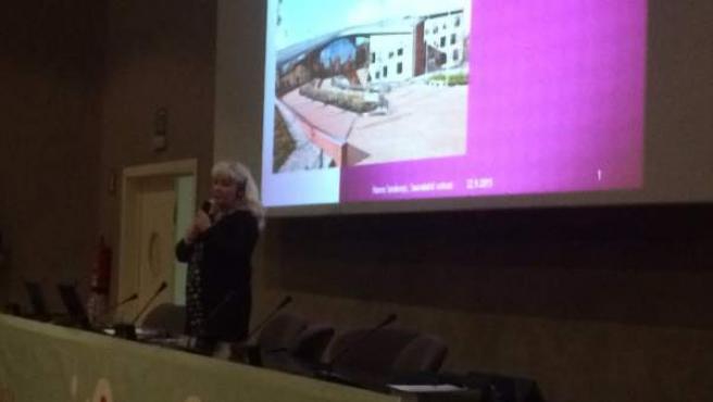 Hanna Sarakorpi, directora de la mejor escuela del mundo.