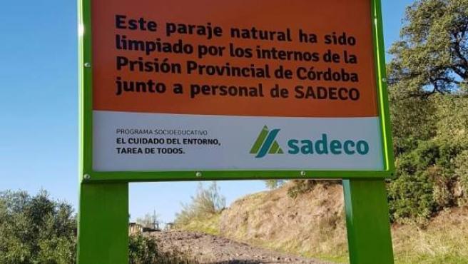 Limpieza de internos de la prisión de Córdoba