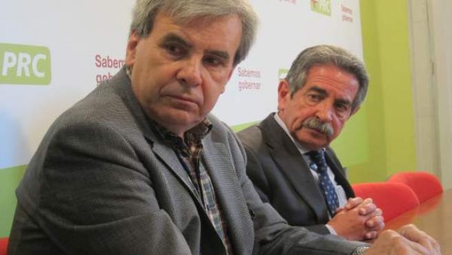 Rafael de la Sierra y Miguel Ángel Revilla