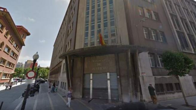 La Sección Séptima de la Audiencia Provincial de Asturias con sede en Gijón.