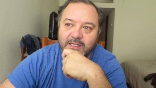 El actor, director y productor porno Torbe, en un vídeo de su canal.