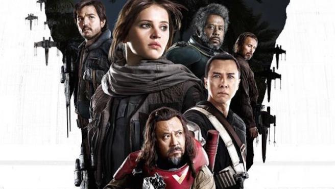 Nuevo póster IMAX de 'Rogue one: Una historia de Star Wars'