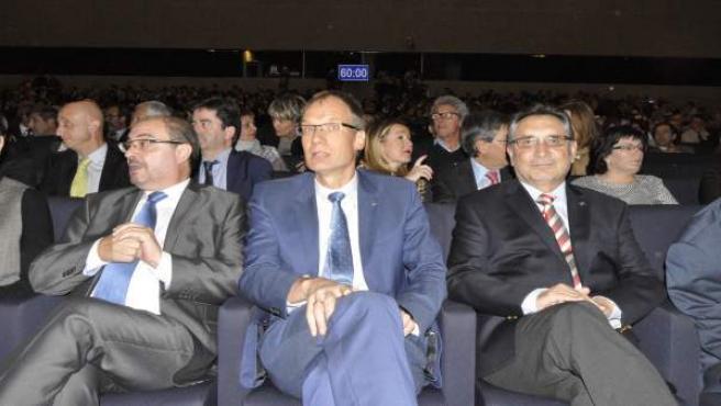 Premios de Excelencia Empresarial de Aragón 2016