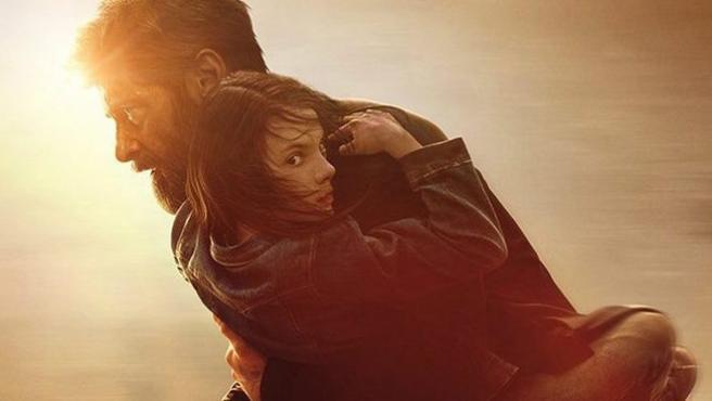Nuevo póster de 'Logan': un Lobezno viejuno con garras y a la carrera