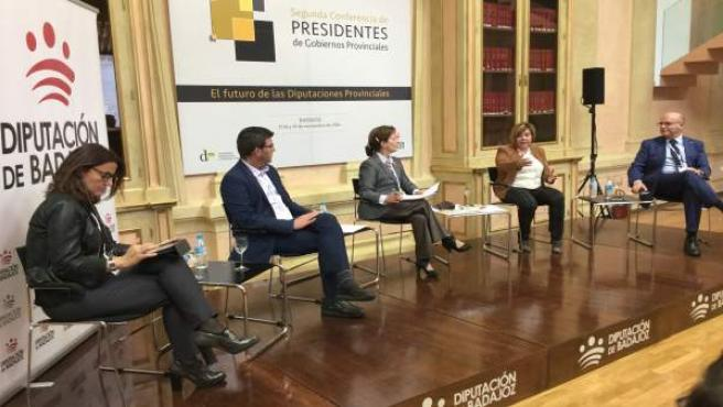 Nota Conferencia Charo Cordero Presidentes Provinciales