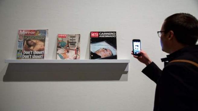 Exposición 'Mitología del periodismo gráfico'