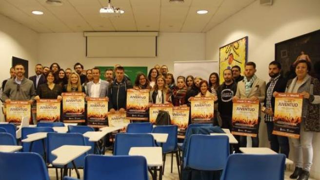Nota Y Foto IAJ Dia Provincial Juventud