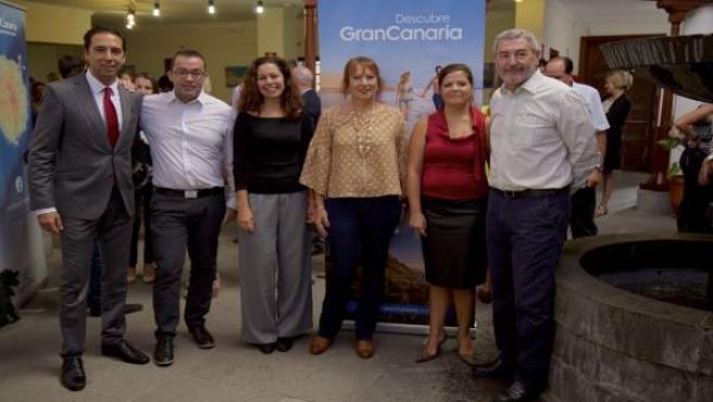 Encuentro profesional con el sectro turístico en Gran Canaria