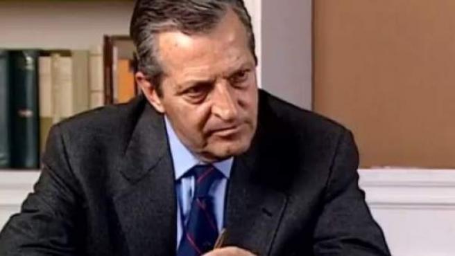 Adolfo Suárez, en una entrevista inédita que concedió en 1995.