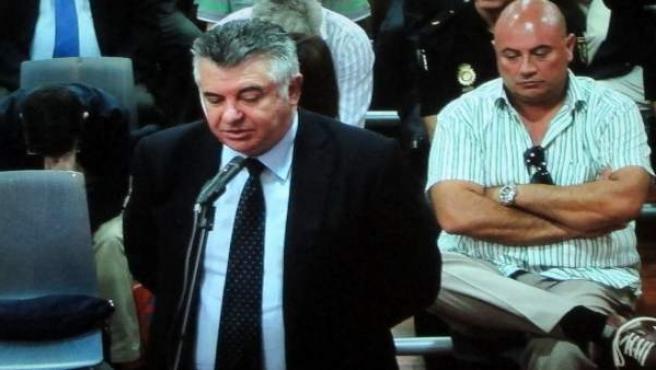 Juan Antonio Roca en el caso 'Malaya'