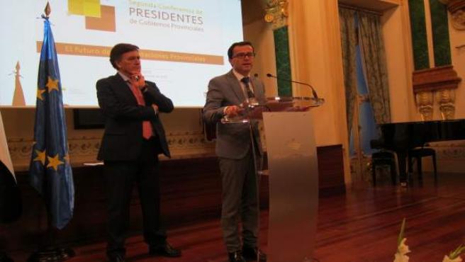 Presidentes diputaciones